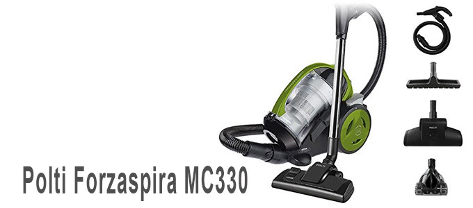 Aspirador Polti Forzaspira MC330 Turbo