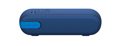 Vista posterior del Altavoz portátil Sony SRS-XB2