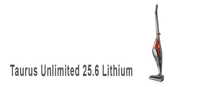 Aspirador Taurus Unlimited 25.6 Lithium