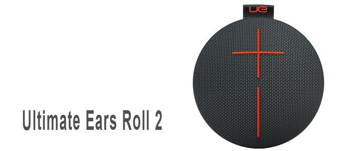 Altavoz inalámbrico impermeable Ultimate Ears Roll 2