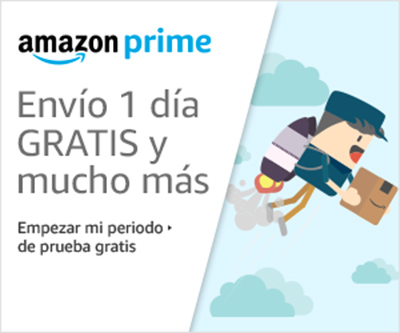 Periodo de prueba de Amazon prime