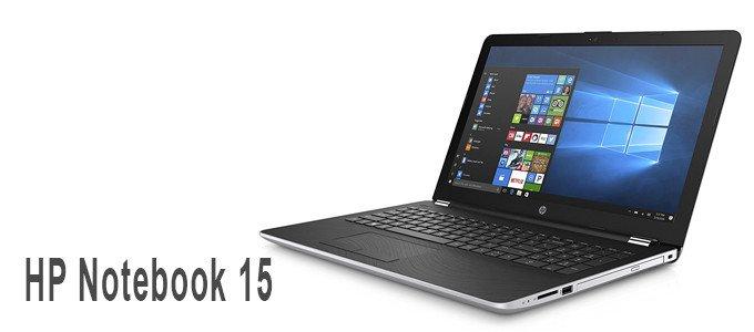 Portátil HP Notebook 15