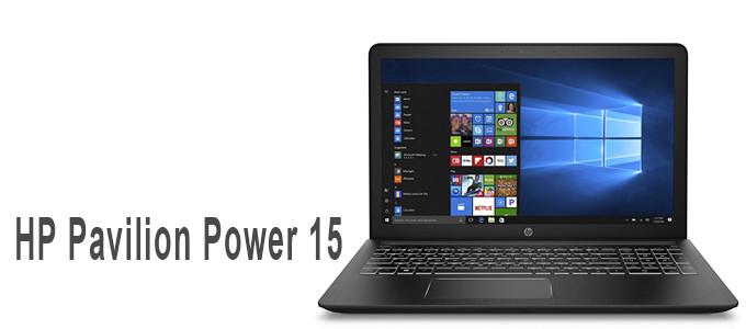 HP Pavilion Power 15