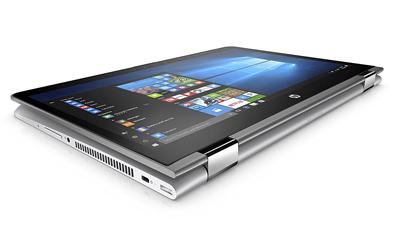 Portátil HP Pavilion x360 con bisagra de 360º