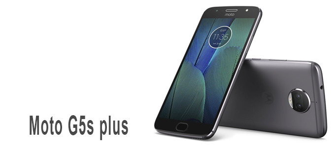 Móvil Moto G5s Plus
