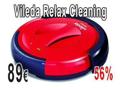Vileda Relax Cleaning