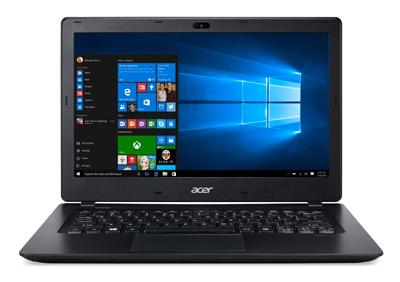 Vista general del portátil Acer Aspire V 13