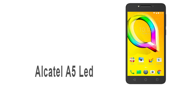 SmartPhone Alcatel A5 Led