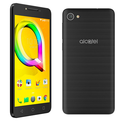 Vista general del SmartPhone Alcatel A5 Led