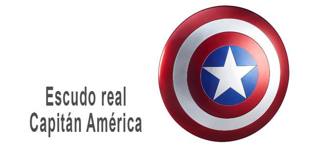Escudo real del Capitán América