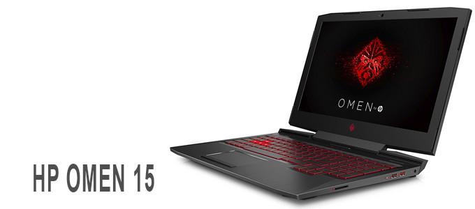 Portátil gaming HP Omen 15 con NVIDIA GTX 1060 de 6GB