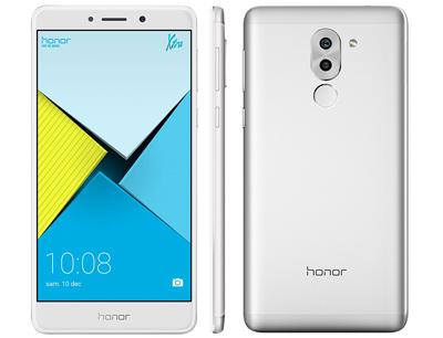 Vista general del móvil Honor 6X