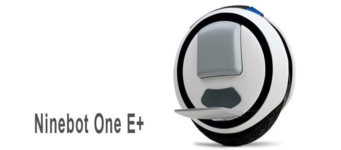 Monociclo eléctrico Ninebot One E+