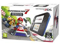 Nintendo 2DS con juego Mario Kart 7