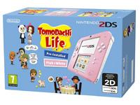 Nintendo 2DS con juego Tomodachi Life