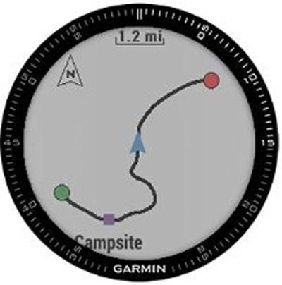 Reloj Garmin Fenix 3 Zafiro HR con GPS