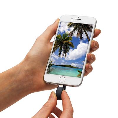 SanDisk iXpand de 128GB compatible con iPhone y iPad