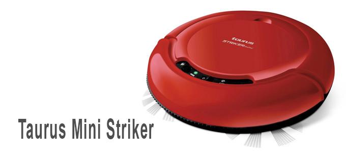 Robot aspirador con mopa Taurus Mini Striker
