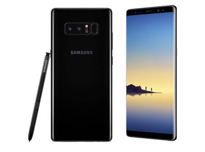 Vista general del Samsung Galaxy Note 8