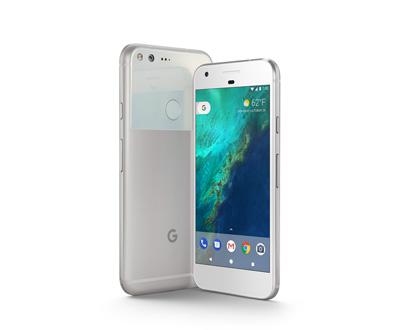 Vista general del móvil Google Pixel XL